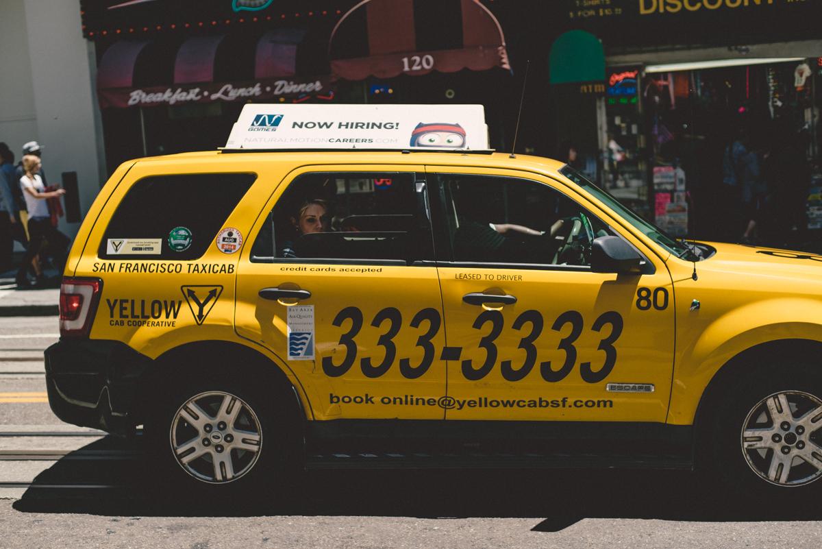 paranoid cab fare